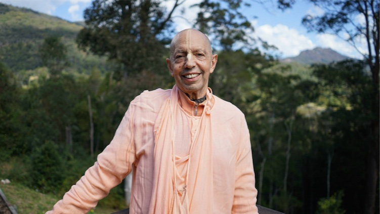 Devotees Worldwide Pray for Mukunda Goswami After